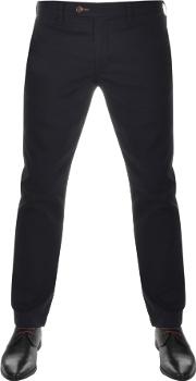 Byron Slim Fit Chino Trousers