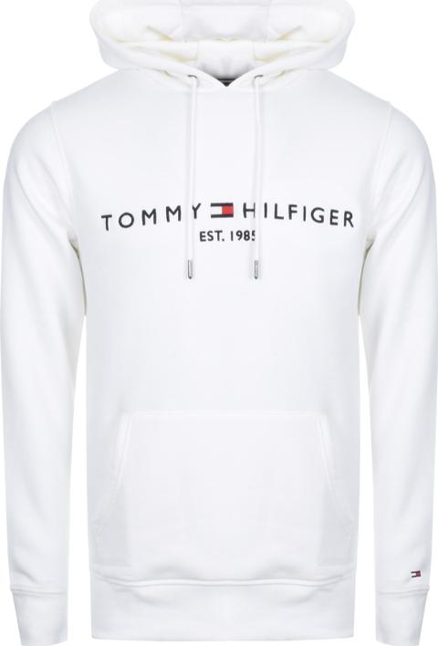 bd1eed56 Logo Pullover Hoodie. Follow tommy hilfiger ...