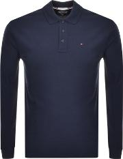 Long Sleeved Polo T Shirt