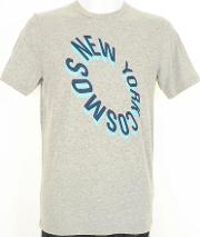 Cosmo Graphic T Shirt 3  Marl