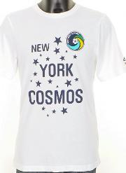 Ny Cosmos Stars Graphic T Shirt