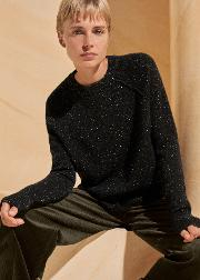 Cashmere Very Relaxed Jumper Snood