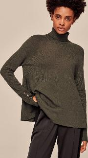 Merino Polo Swing Jumper