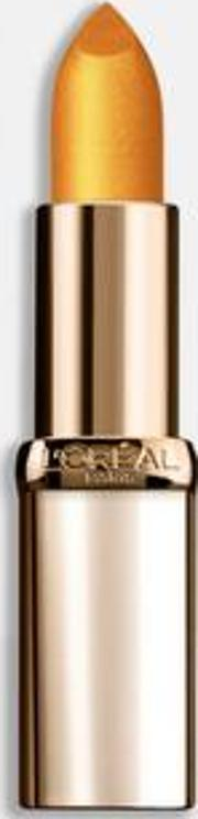 L'oreal Paris Colour Riche Gold Addiction Lipstick Cp47 Pure Gold