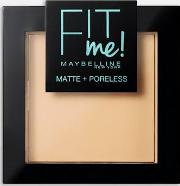 Maybelline Fit Me Pressed Face Powder 115 Ivory