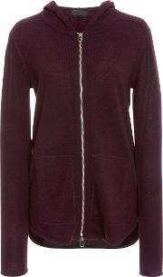 Atm Wool And Cashmere Blend Hoodie