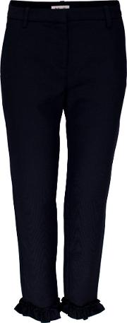 Natsuko Structured Skinny Trousers