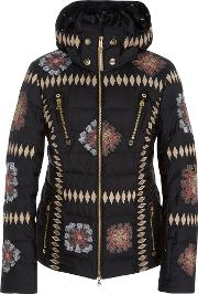 Elena Embroidered Quilted Jacket