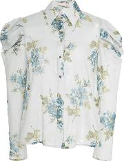Tanner Cotton Voile Top