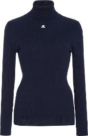 Cotton And Cashmere Blend Sweater
