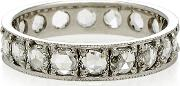 Noales 14k White Gold And  Ring