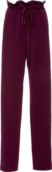M'o Exclusive Luxe Jersey Drawstring Pant