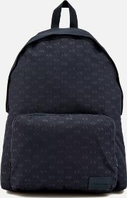 Ax All Over Logo Rucksack Navy