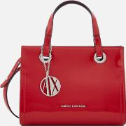 Patent Logo Small Tote Bag