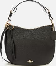Leather Sutton Hobo Bag