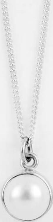 Pearled Single Necklace