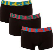Shawn Three Pack Boxer Shorts Multi S