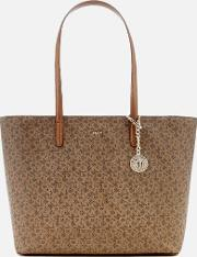 Bryant Top Zip Carryall Tote Bag Mochavicuna