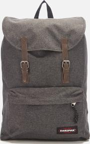 Authentic London Backpack Black Denim