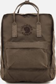 Re Kanken Backpack Dark Olive