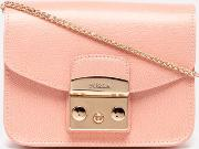 Metropolis Mini Cross Body Bag Pink