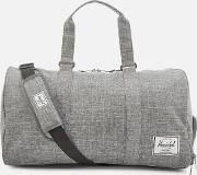 Novel Duffle Weekend Bag Raven Crosshatch