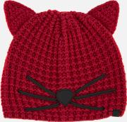 Choupette Beanie Rosewood