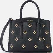 Margaux Spade Stud Medium Tote Bag