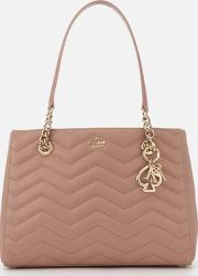 Small Courtnee Shoulder Bag Ginger Tea