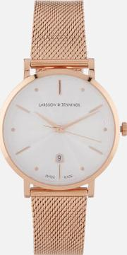Aurora 38mm Watch Rose