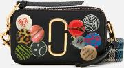 Snapshot Badges Cross Body Bag