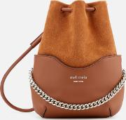 Hetty Shoulder Bag Almond
