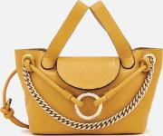 Linked Thela Mini Tote Bag Golden Hour