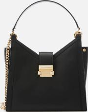 Whitney Chain Shoulder Tote Bag
