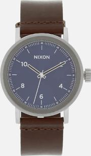 The Stark Leather Watch  Sunraybrown