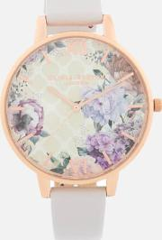 Glasshouse Watch Blushrose Gold