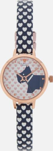 Love  Printed Watch