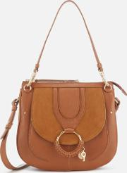 Ee By Chloe Women's Hana Shoulder Bag Caramello