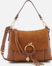 Joan Hobo Bag Caramello