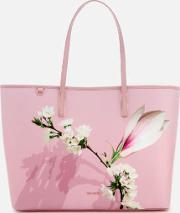 Beckkaa Harmony Canvas Tote Bag Pale