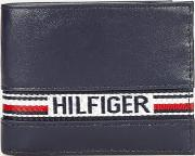 Tape Card Wallet Tommy Navy