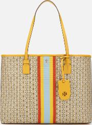 Gemini Link Canvas Tote Bag Daylily