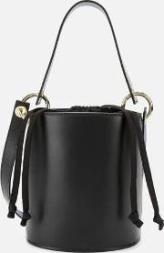Matilda Bucket Bag With Top Handle