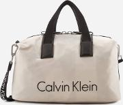 City Nylon Duffle Bag Cement