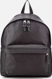 Leather Padded Pak'r Backpack
