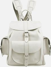 Bianca Medium Leather Rucksack