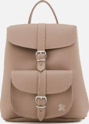 Fern Baby Backpack Taupe