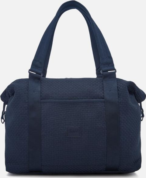 577853145453 herschel supply co Woven Strand Tote Bag Peacoat