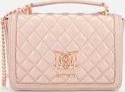 Quilted Chain CrosBody Bag