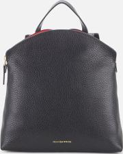 Peekaboo Lip Valentina Backpack Red